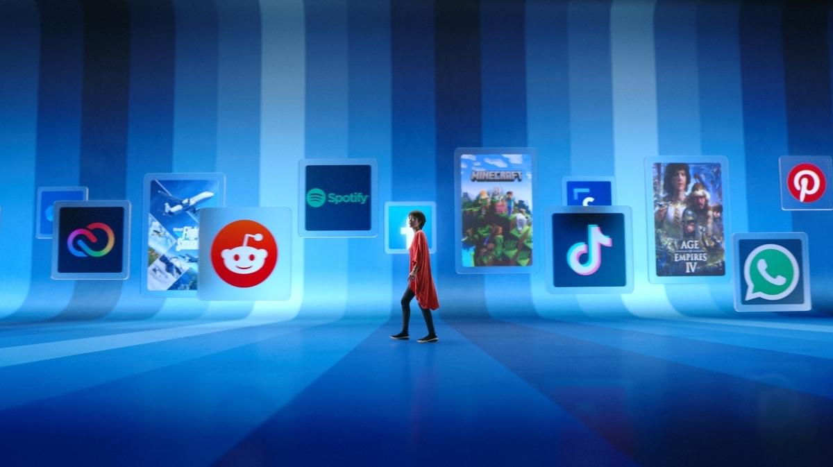 Microsoft está permitiendo aplicaciones de escaparates de terceros en su tienda de Windows