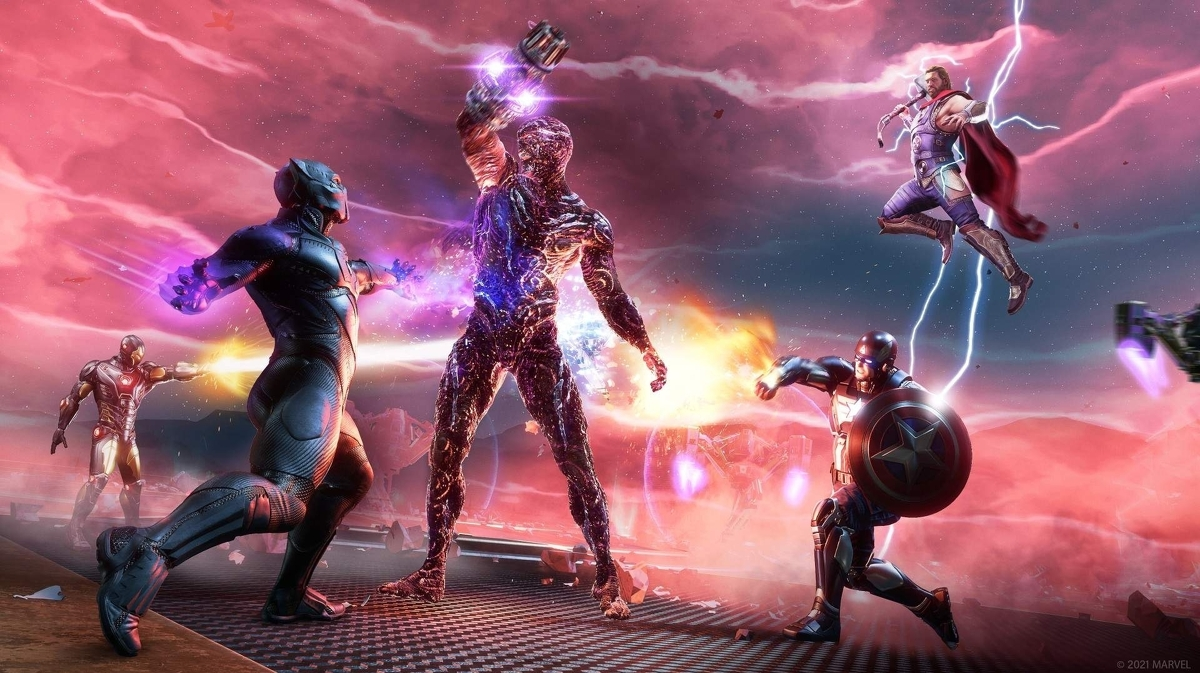 Xbox Game Pass recibe Marvel's Avengers esta semana